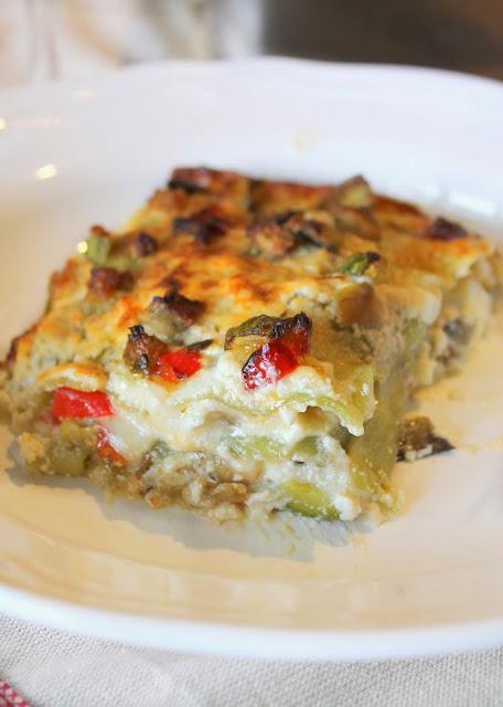 Feb lasagne alle verdure e crema di ricotta (1)