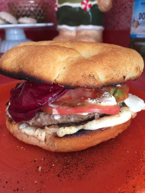 Focaccia&burger