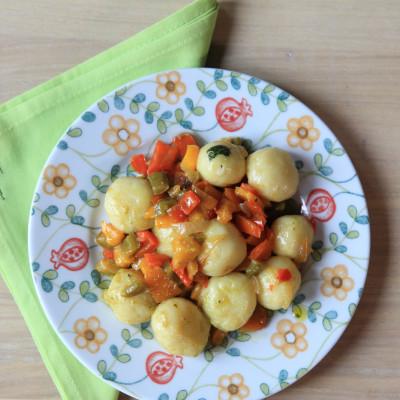 Gnocchi di patate ripieni!