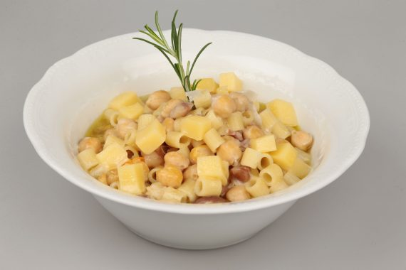 zuppa di tubettini