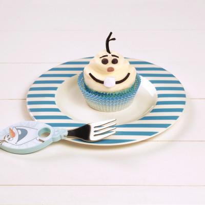 Cupcake in stile Olaf!