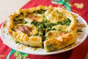 Torta salata broccoli e provola!