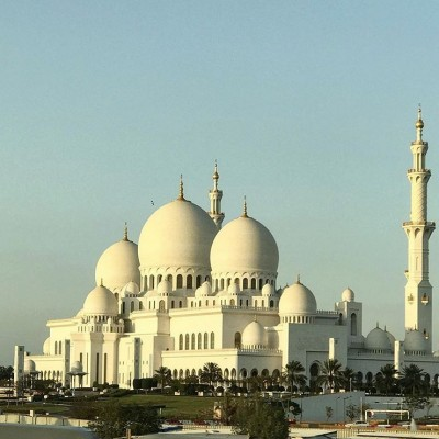 Milano-Abu Dhabi andata e ritorno.