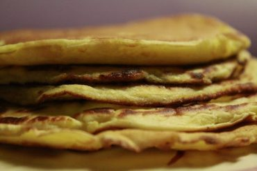 pancake alla ricotta
