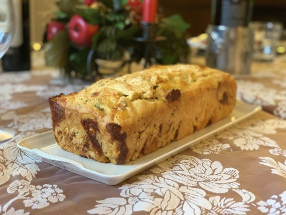 Plum-cake carciofi