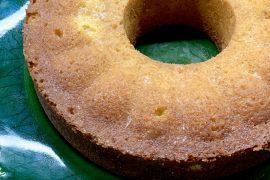 torta limone e nocciole