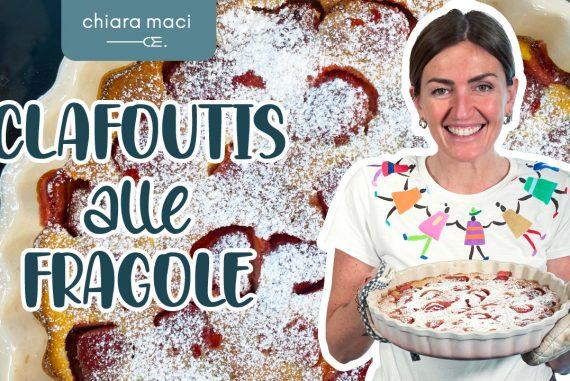 Clafoutis alle fragole