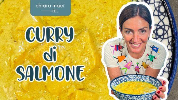 curry di salmone