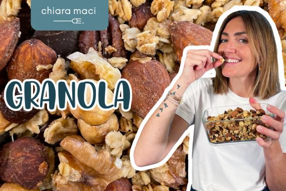 granola home made